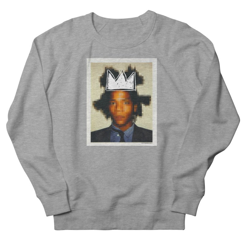 JMB pixelled and crowned Men's Sweatshirt by WeandJeeb's Artist Shop
