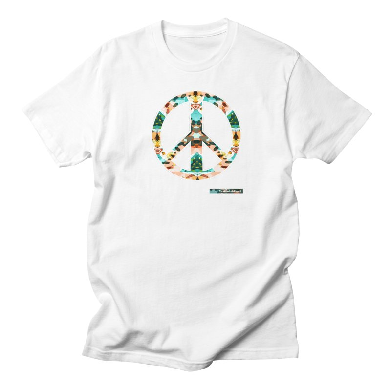 Peace Day Kaleido Women's Unisex T-Shirt by WeandJeeb's Artist Shop