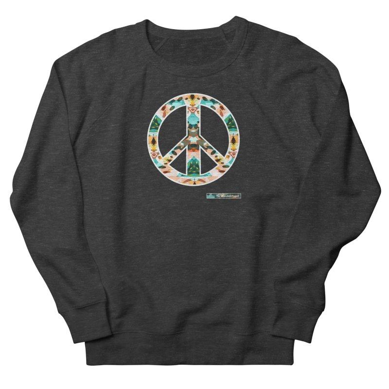 Peace Day Kaleido Women's Sweatshirt by WeandJeeb's Artist Shop