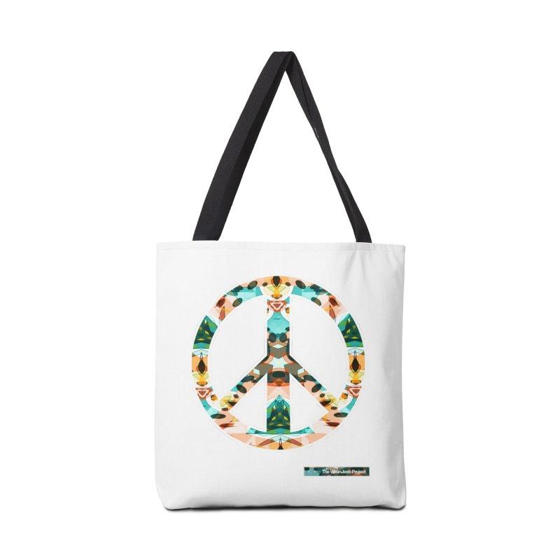 Peace Day Kaleido Accessories by WeandJeeb's Artist Shop