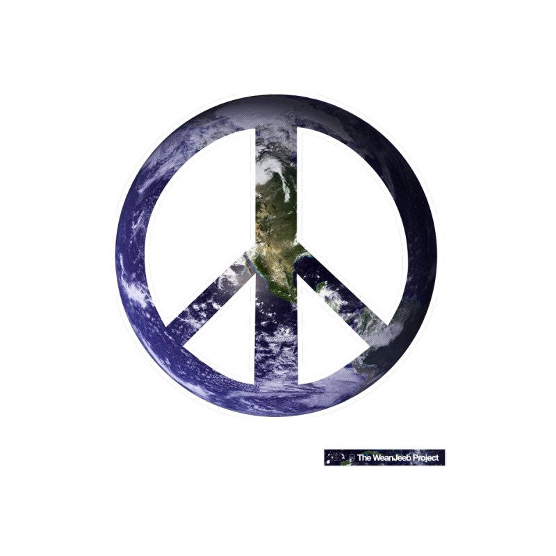 Peace Day Earth by WeandJeeb's Artist Shop