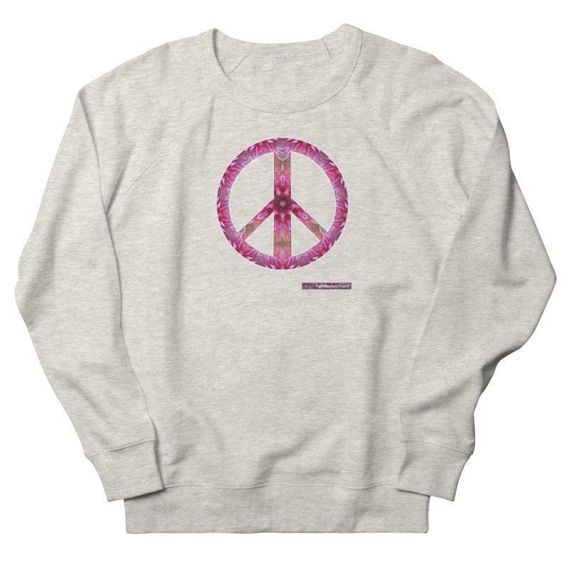 Peace Day Mandala Men's Sweatshirt by WeandJeeb's Artist Shop