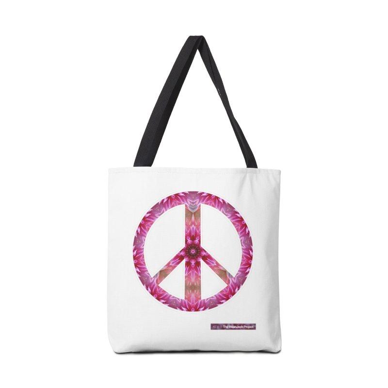 Peace Day Mandala Accessories by WeandJeeb's Artist Shop