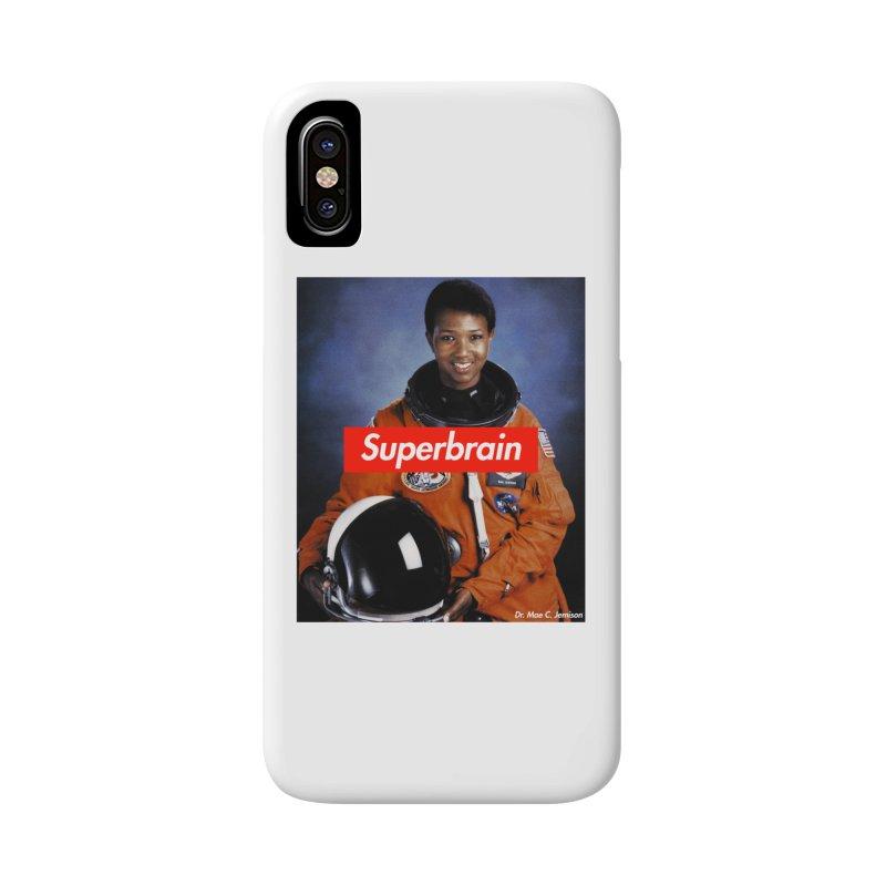 SuperBrain - Dr. Mae C. Jemison Accessories Phone Case by WeandJeeb's Artist Shop