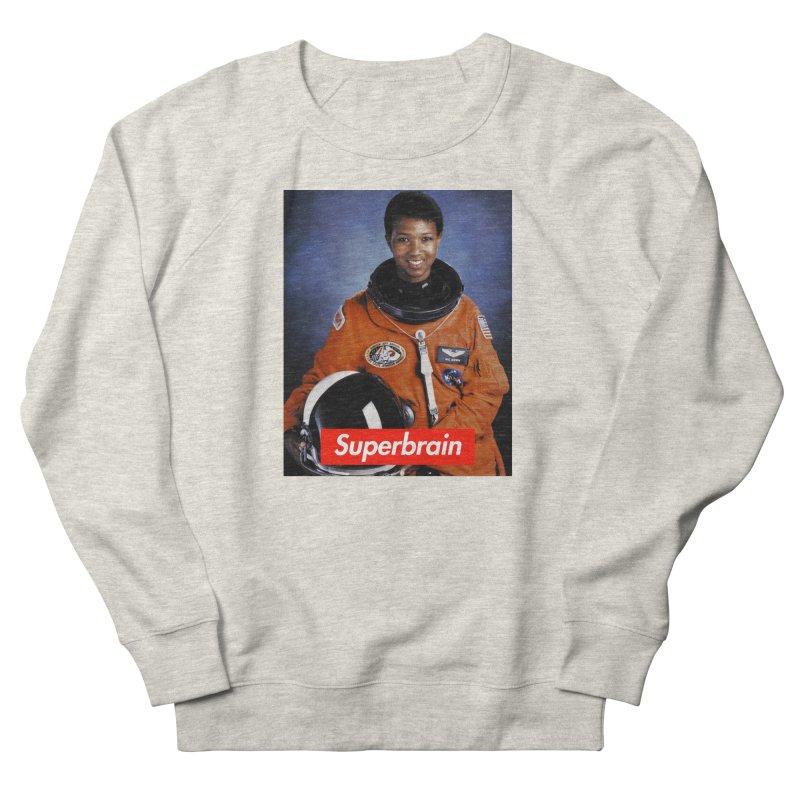 SuperBrain - Dr. Mae C. Jemison Men's Sweatshirt by WeandJeeb's Artist Shop