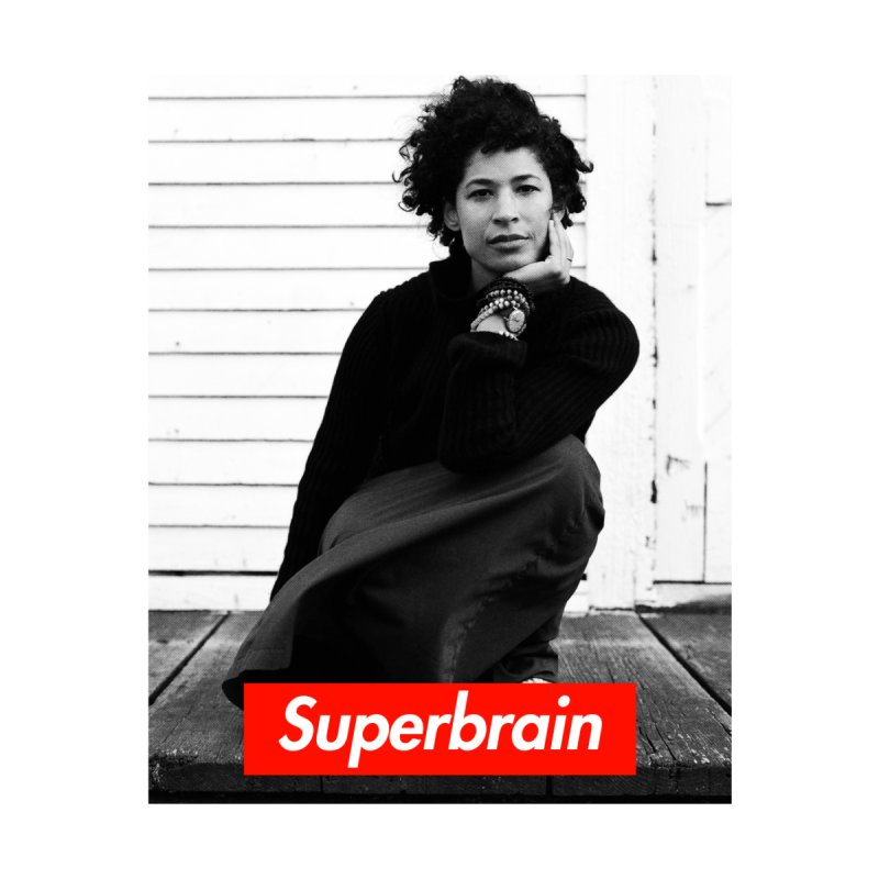 Superbrain Rebecca Walker by WeandJeeb's Artist Shop