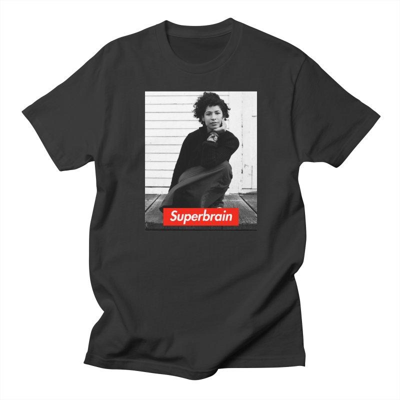 Superbrain Rebecca Walker Men's T-Shirt by WeandJeeb's Artist Shop
