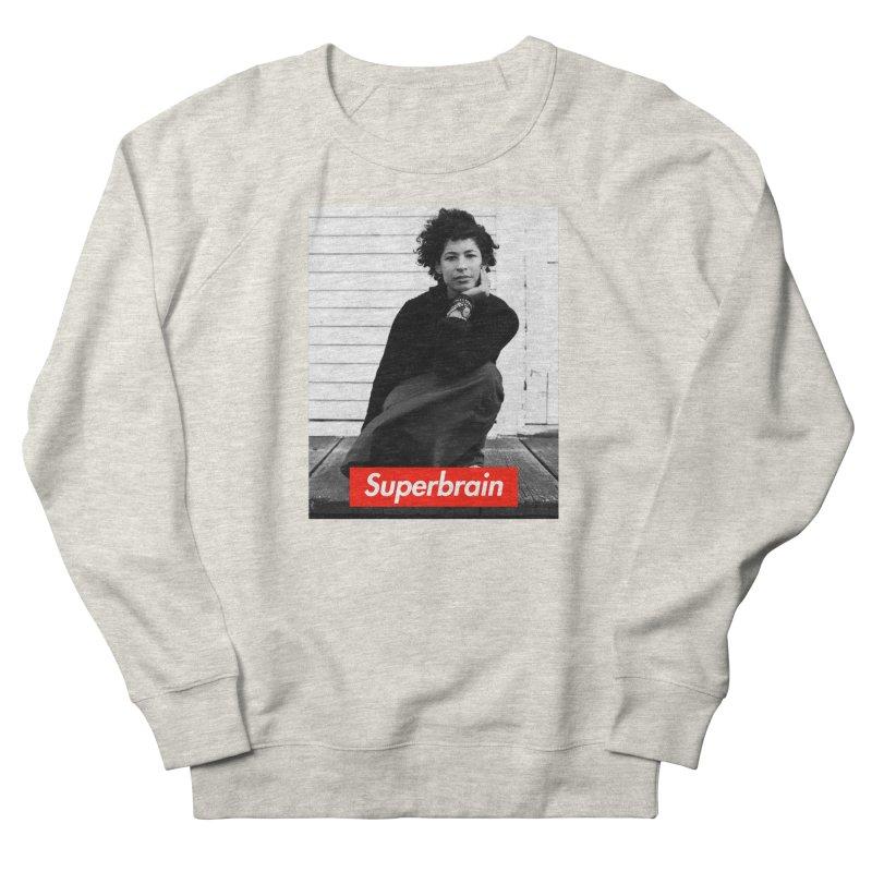 Superbrain Rebecca Walker Men's Sweatshirt by WeandJeeb's Artist Shop