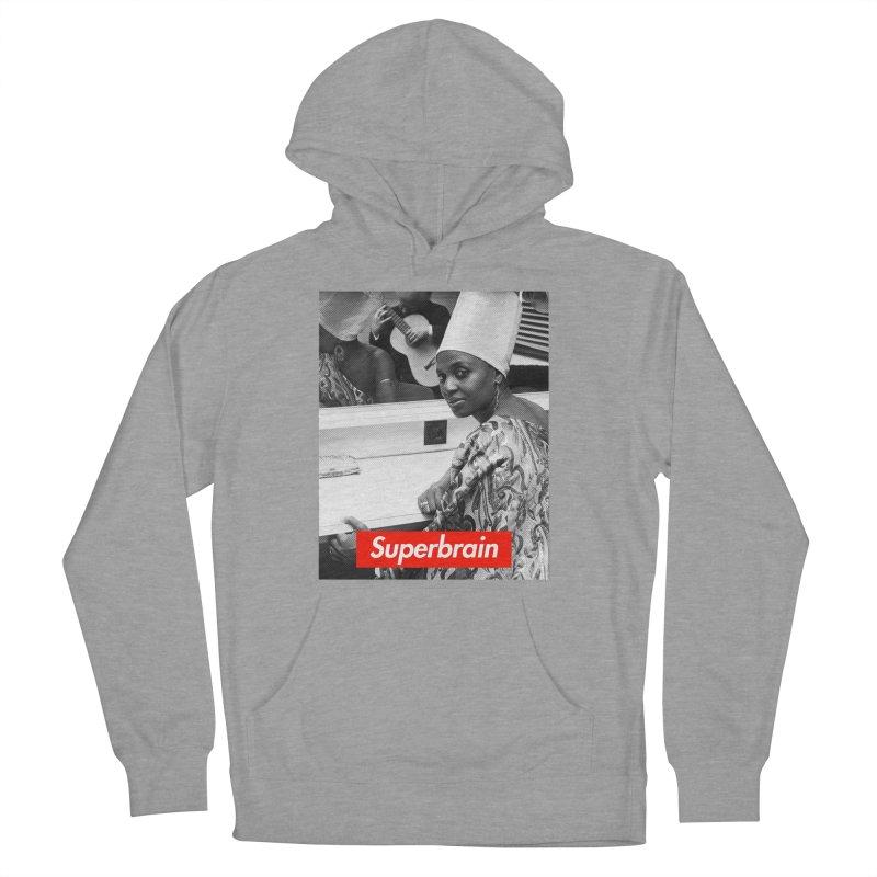 Superbrain - Miriam Makeba Men's Pullover Hoody by WeandJeeb's Artist Shop