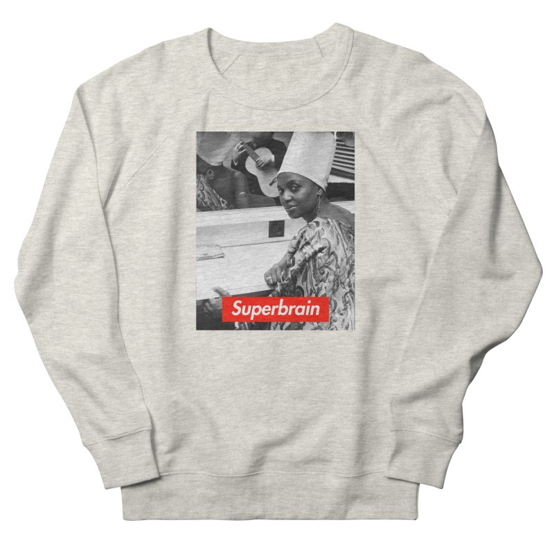 Superbrain - Miriam Makeba Women's Sweatshirt by WeandJeeb's Artist Shop