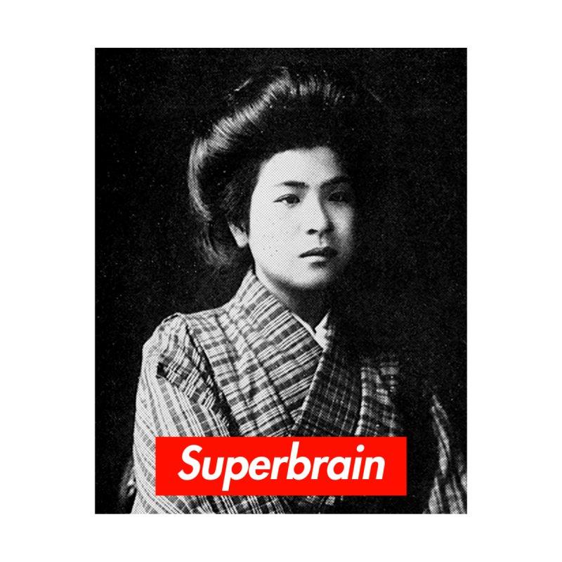 Superbrain - Noe Itō Women's Pullover Hoody by WeandJeeb's Artist Shop
