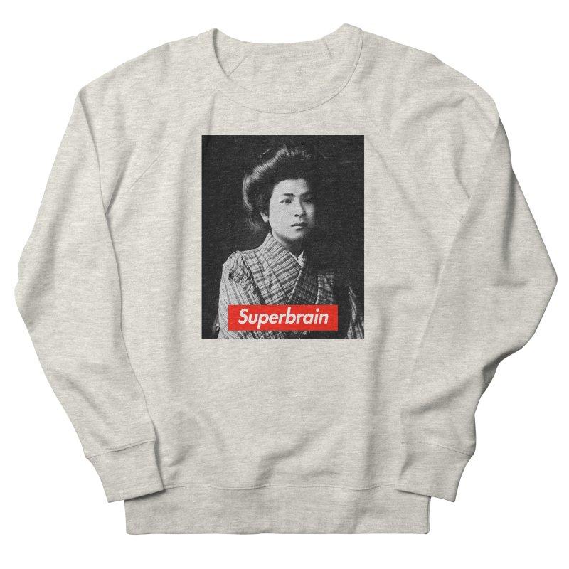 Superbrain - Noe Itō Women's Sweatshirt by WeandJeeb's Artist Shop
