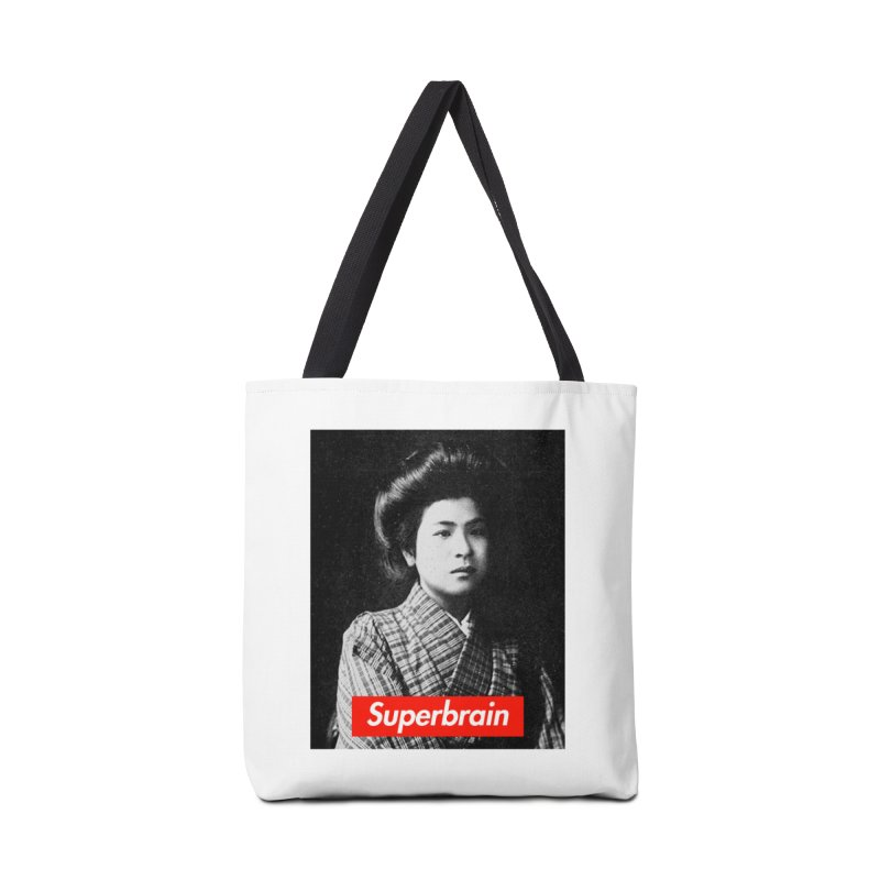 Superbrain - Noe Itō Accessories Bag by WeandJeeb's Artist Shop