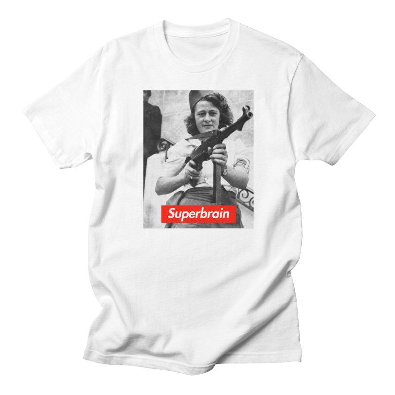 Superbrain - Simone Segouin a.k.a Nicole Minet Women's Unisex T-Shirt by WeandJeeb's Artist Shop