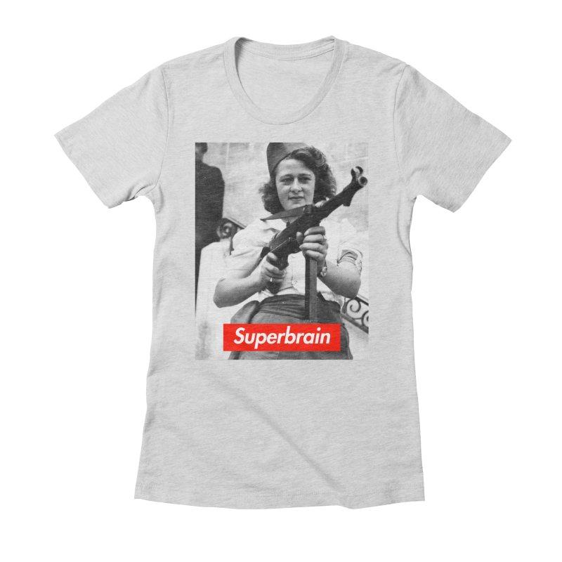 Superbrain - Simone Segouin a.k.a Nicole Minet Accessories by WeandJeeb's Artist Shop