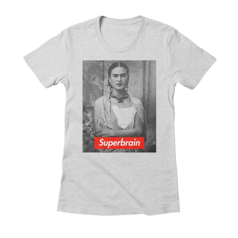Superbrain - Frida Kahlo Accessories by WeandJeeb's Artist Shop