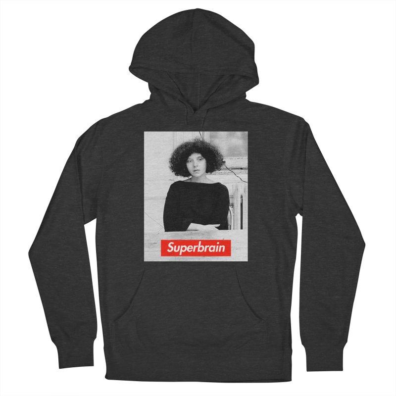 Superbrain - Barbara Kruger Women's Pullover Hoody by WeandJeeb's Artist Shop