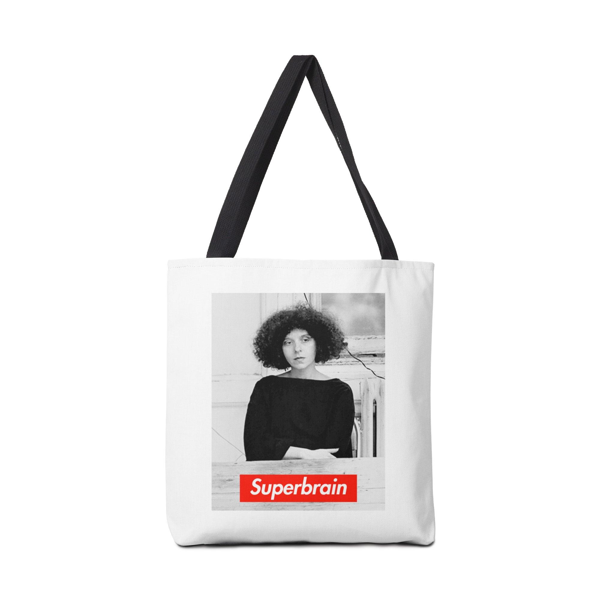 Superbrain - Barbara Kruger Accessories by WeandJeeb's Artist Shop