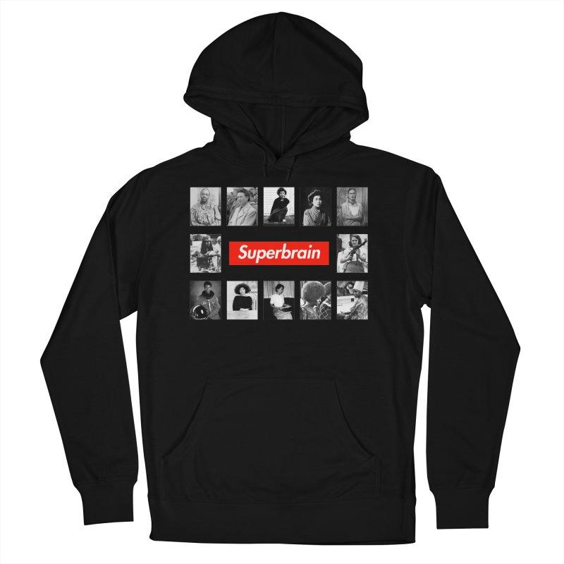 Superbrain Women's Pullover Hoody by WeandJeeb's Artist Shop