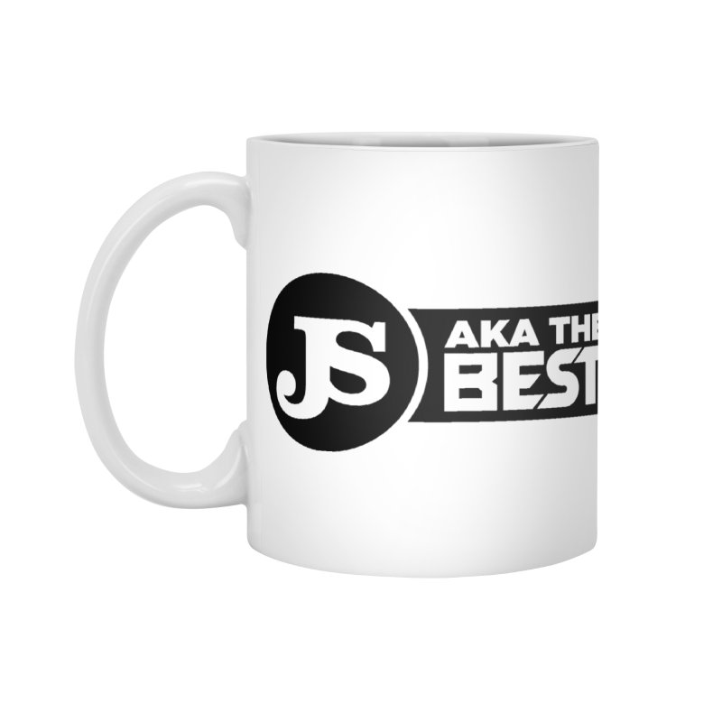 JS aka The Best Accessories Standard Mug by Weapon X Evolution merchandise