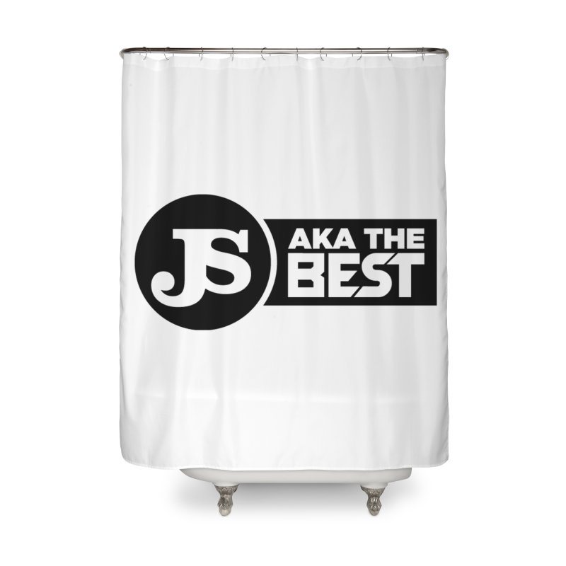 JS aka The Best Home Shower Curtain by Weapon X Evolution merchandise