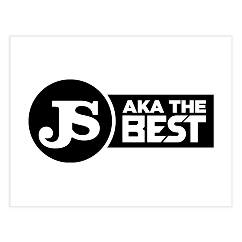 JS aka The Best Home Fine Art Print by Weapon X Evolution merchandise
