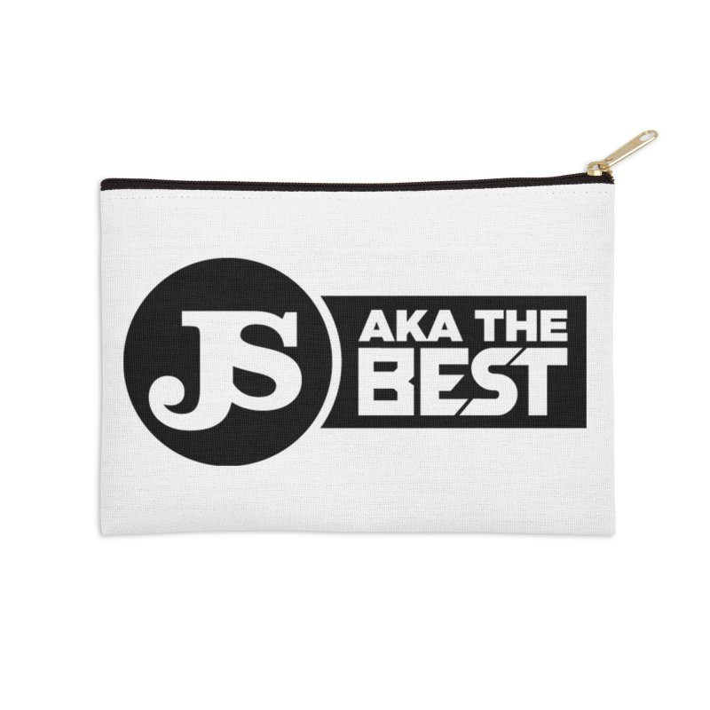 JS aka The Best Accessories Zip Pouch by Weapon X Evolution merchandise