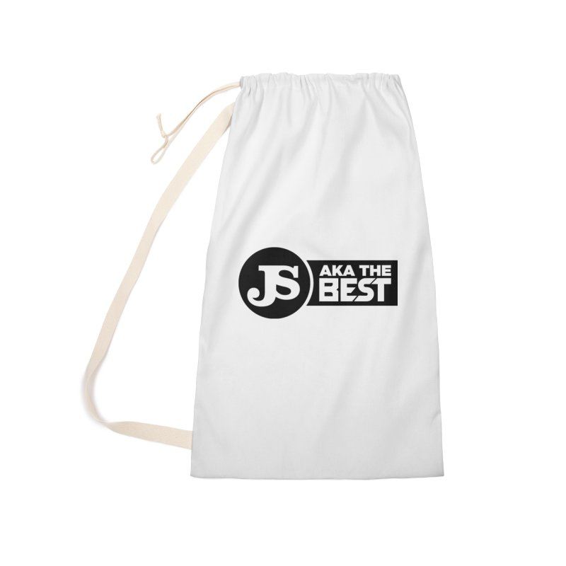 JS aka The Best Accessories Laundry Bag Bag by Weapon X Evolution merchandise