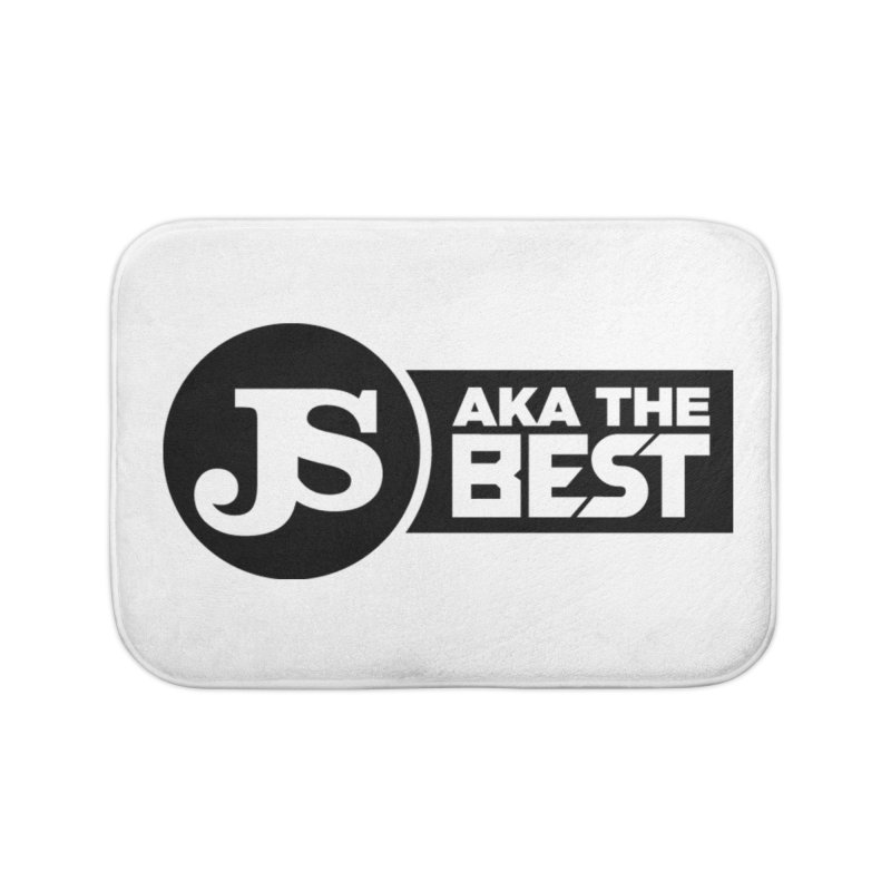 JS aka The Best Home Bath Mat by Weapon X Evolution merchandise