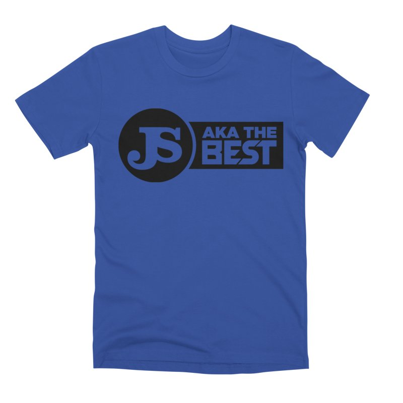 JS aka The Best Men's T-Shirt by Weapon X Evolution merchandise