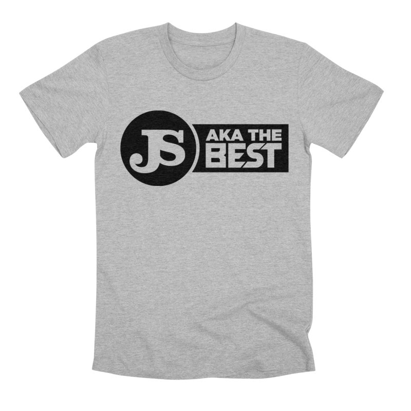 JS aka The Best Men's Premium T-Shirt by Weapon X Evolution merchandise