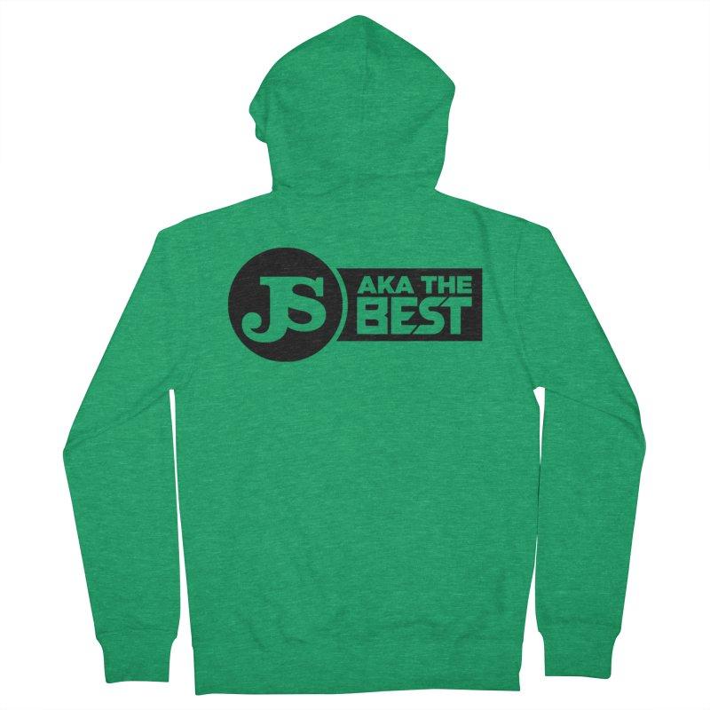 JS aka The Best Men's Zip-Up Hoody by Weapon X Evolution merchandise
