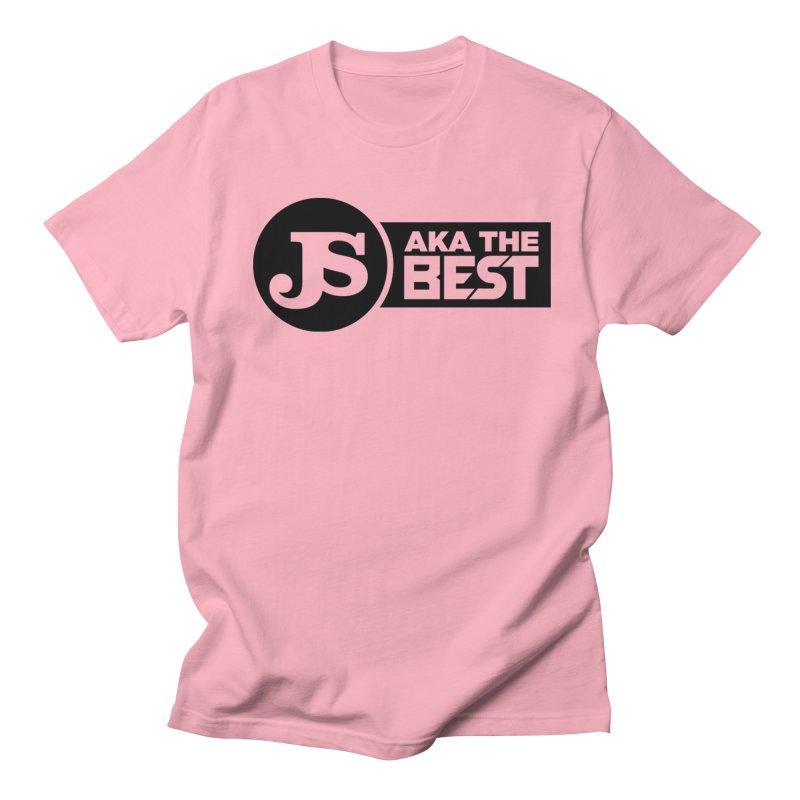 JS aka The Best Men's T-Shirt by Weapon X Evolution merchandise