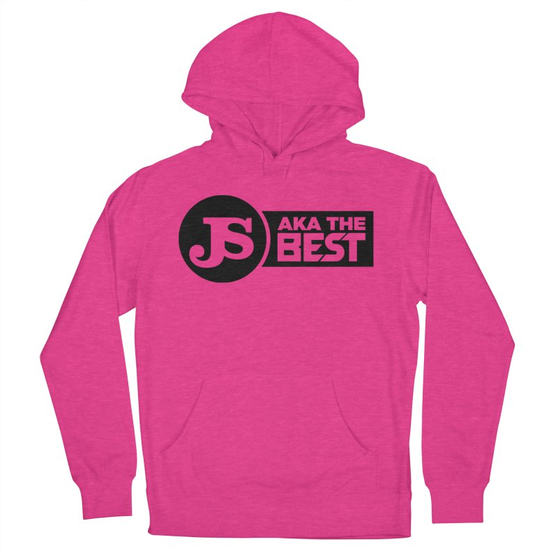 JS aka The Best Women's French Terry Pullover Hoody by Weapon X Evolution merchandise