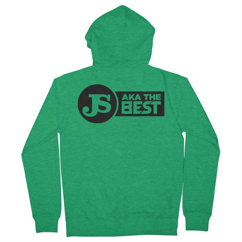 JS aka The Best Men's Zip-Up Hoody by Weapon X Evolution merchandise