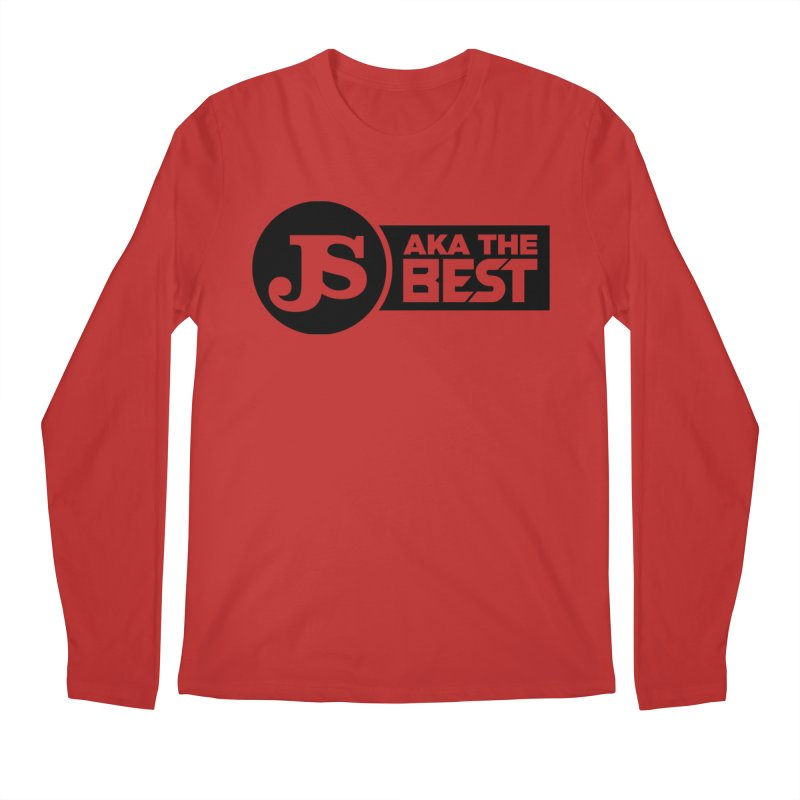 JS aka The Best Men's Regular Longsleeve T-Shirt by Weapon X Evolution merchandise