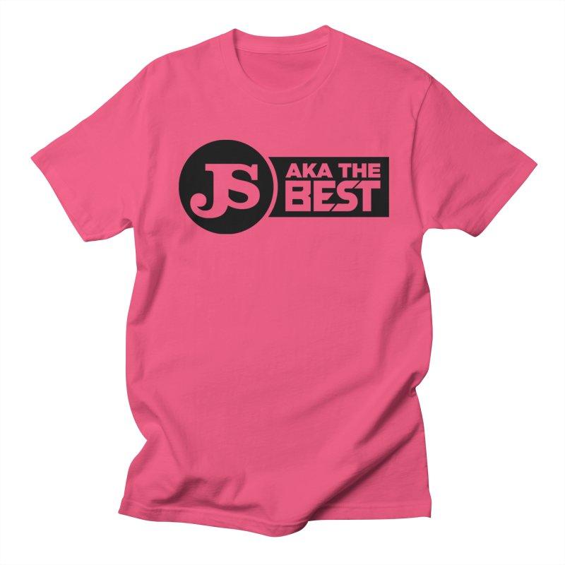 JS aka The Best Men's Regular T-Shirt by Weapon X Evolution merchandise