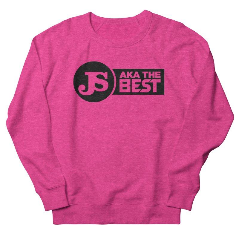 JS aka The Best Women's French Terry Sweatshirt by Weapon X Evolution merchandise