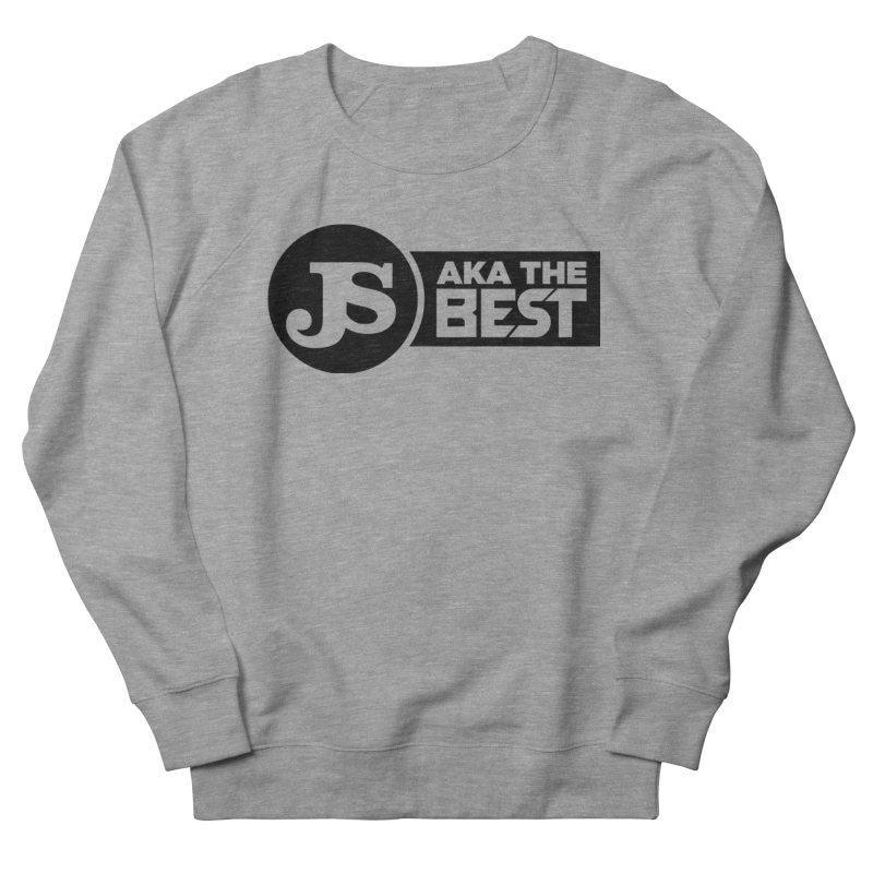 JS aka The Best Men's French Terry Sweatshirt by Weapon X Evolution merchandise