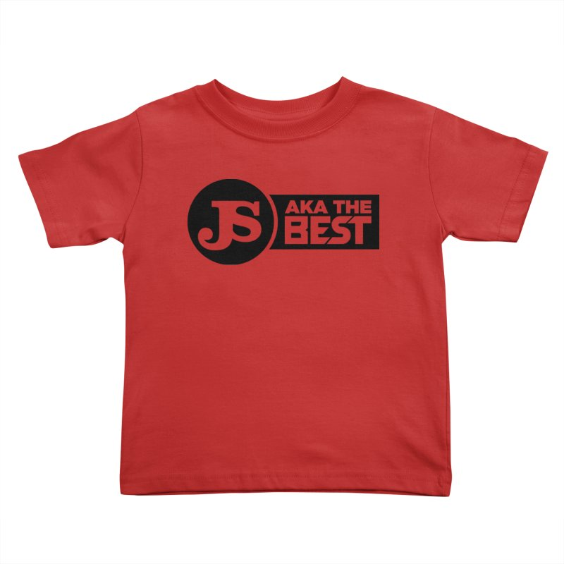 JS aka The Best Kids Toddler T-Shirt by Weapon X Evolution merchandise