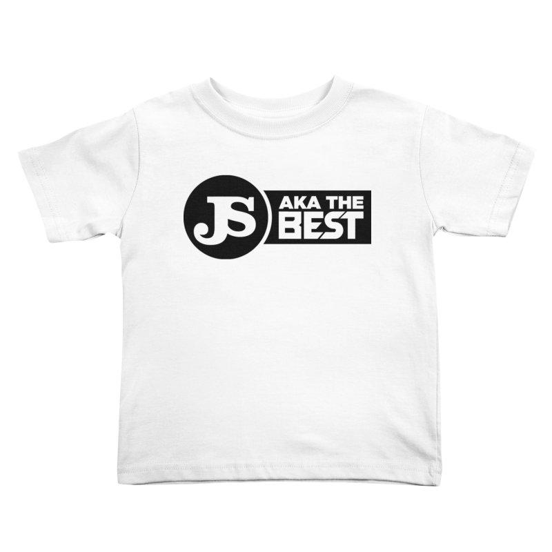JS aka The Best Kids Toddler T-Shirt by Weapon X Evolution merchandise