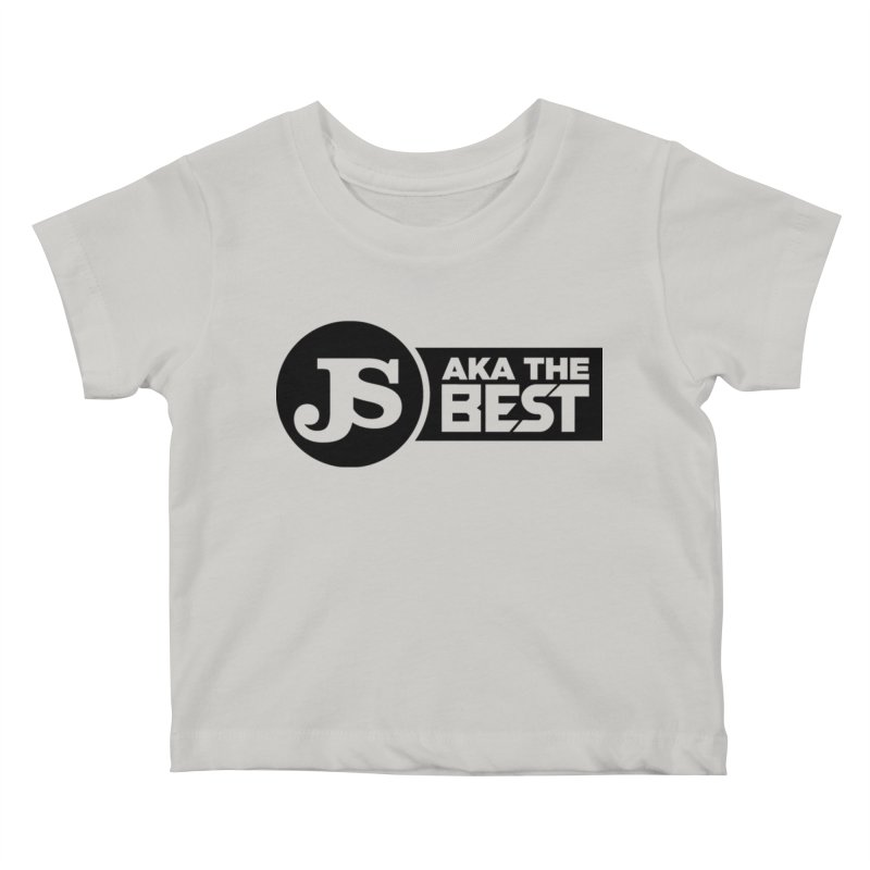 JS aka The Best Kids Baby T-Shirt by Weapon X Evolution merchandise