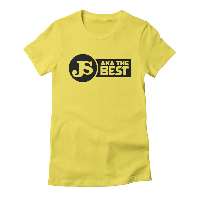 JS aka The Best Women's T-Shirt by Weapon X Evolution merchandise
