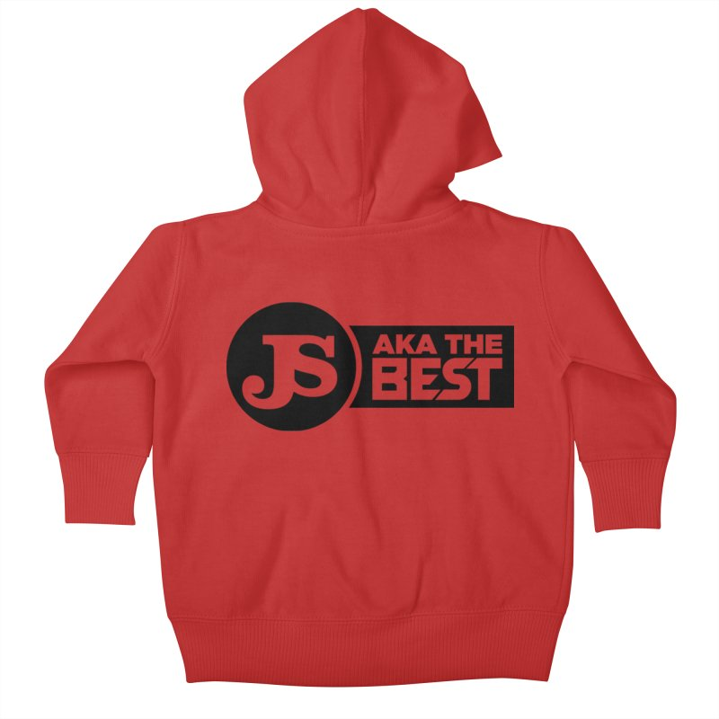 JS aka The Best Kids Baby Zip-Up Hoody by Weapon X Evolution merchandise