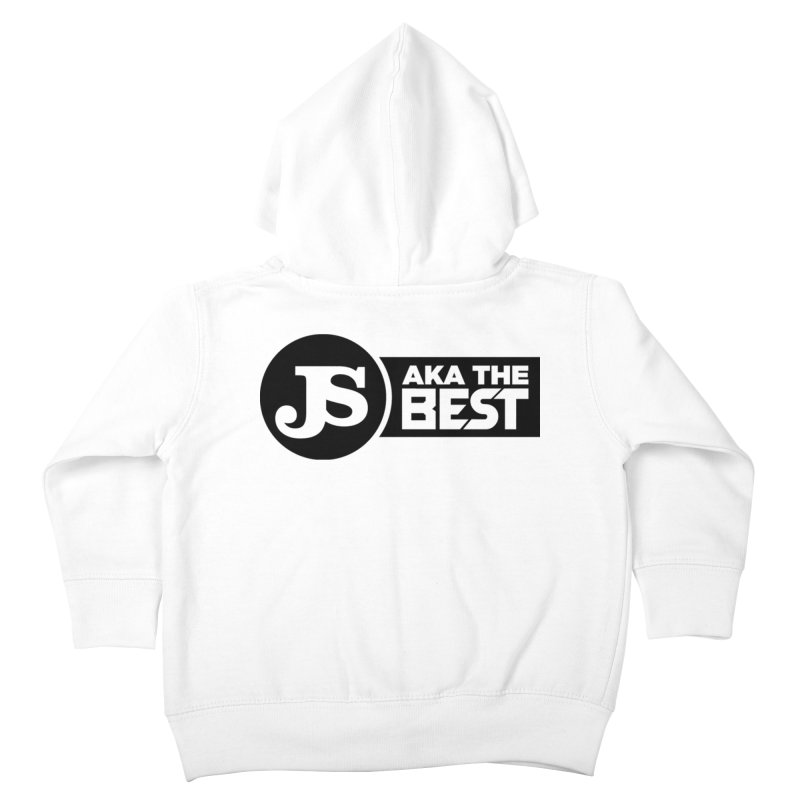 JS aka The Best Kids Toddler Zip-Up Hoody by Weapon X Evolution merchandise