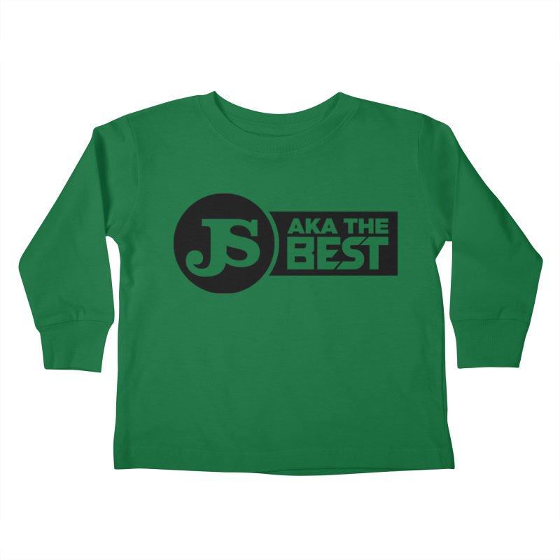 JS aka The Best Kids Toddler Longsleeve T-Shirt by Weapon X Evolution merchandise