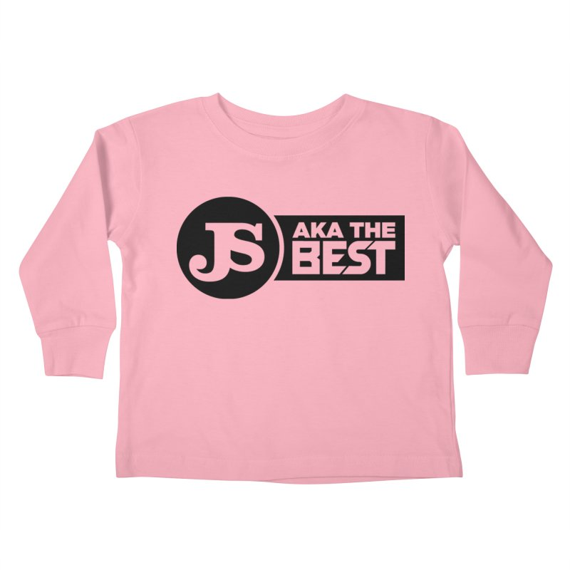 JS aka The Best Kids Toddler Longsleeve T-Shirt by Weapon X Evolution merchandise