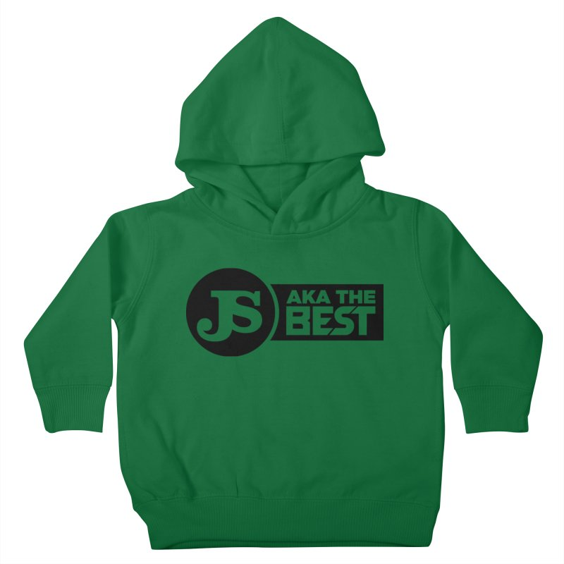 JS aka The Best Kids Toddler Pullover Hoody by Weapon X Evolution merchandise