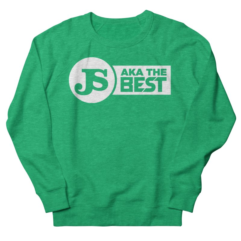 JS aka The Best (White) Women's Sweatshirt by Weapon X Evolution merchandise