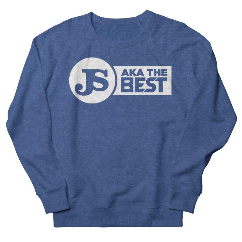 JS aka The Best (White) Women's Sweatshirt by Weapon X Evolution merchandise